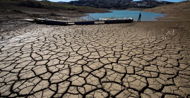 Sequía. EFE