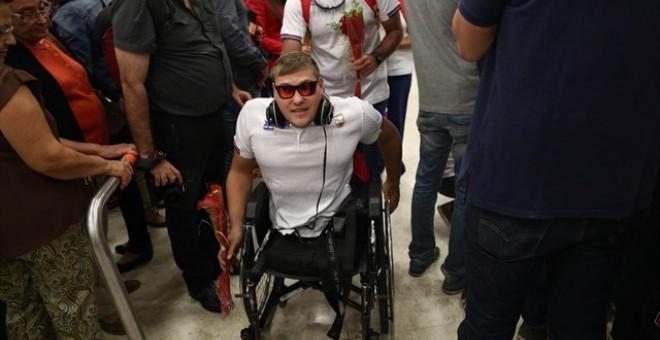 España lleva diez años sin renovar el censo oficial de personas con discapacidad./EUROPA PRESS