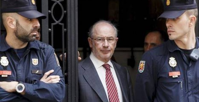 El exvicepresidiente Rodrigo Rato / EUROPA PRESS