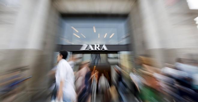 Imagen de un establecimiento de Zara, una de las marcas del grupo Inditex. /REUTERS