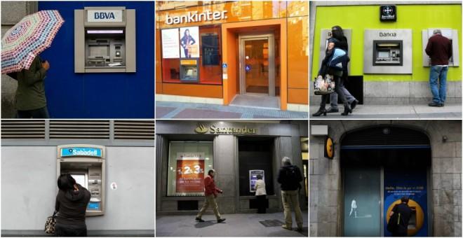 los due os de la gran banca son millones m s ricos
