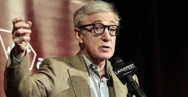 El cineasta Woody Allen acusado de abusos sexuales a su hijastra. REUTERS