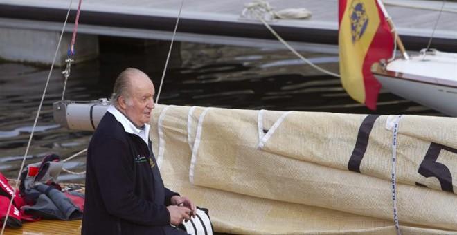Rey Juan Carlos yate