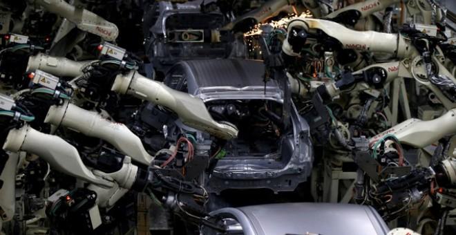 La robotización amenaza a uno de cada siete puestos de trabajo en todo el mundo