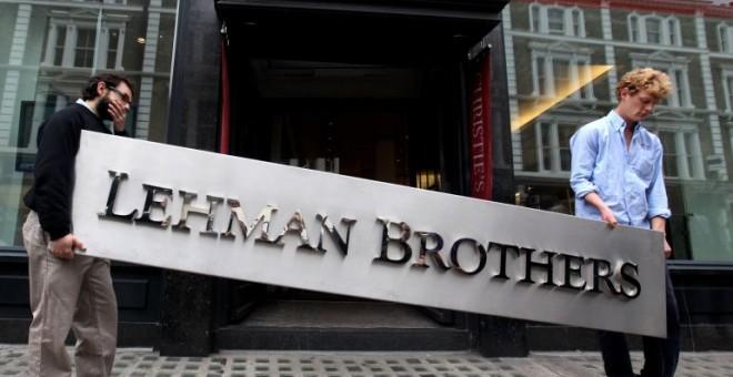 Lehman Brothers.