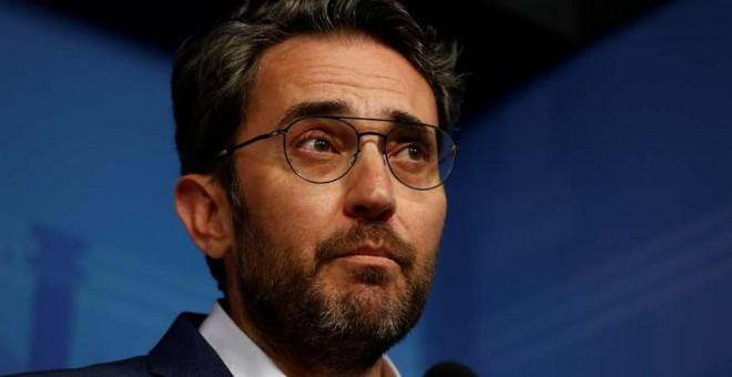 Màxim Huerta anuncia su dimisión. (REUTERS)