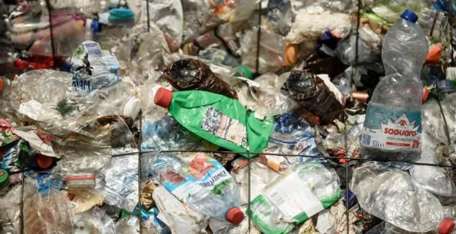Plásticos de un solo uso. EFE / Archivo