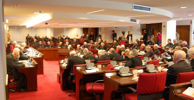 Imagen de la 111ª Asamblea de la Conferencia Episcopal.