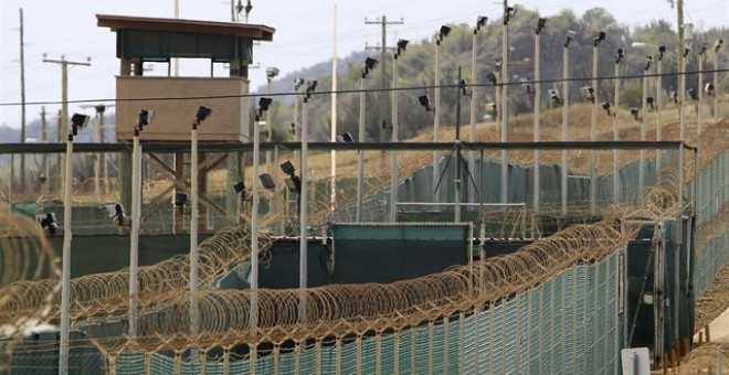 Guantánamo. BOB STRONG / REUTERS