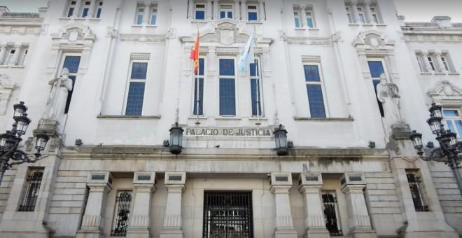 Tribunal Superior de Xustiza de Galicia./Google Maps