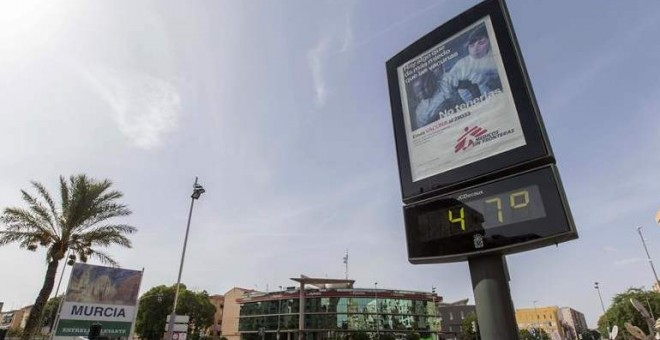 Nueve fallecidos por la ola de calor en España