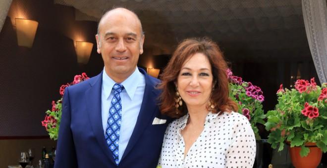 Ana Rosa Quintana habla, por fin, de su marido (y las redes estallan)