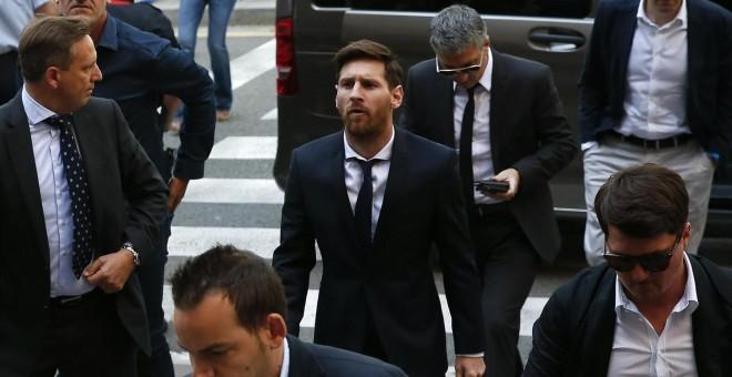La Audiencia reabre la causa contra Messi por blanqueo y estafa a través de su fundación