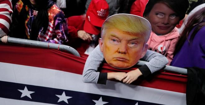 El spot de la campaña del Partido Republicano generó numerosas críticas - REUTERS/Carlos Barri