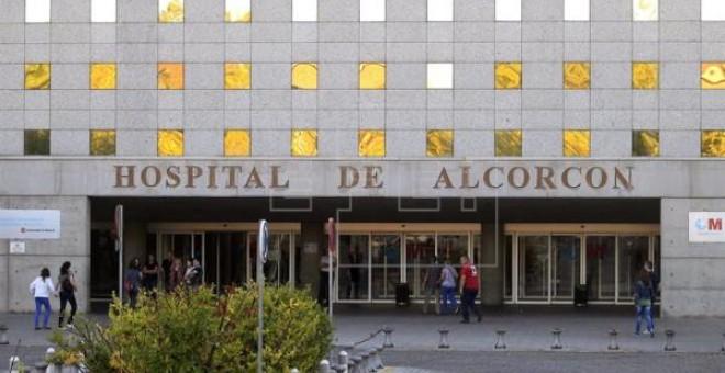 Detenido un empleado del Hospital de Alcorcón por intentar asfixiar a una paciente