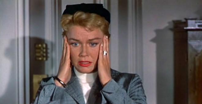 Doris Day, en 'El hombre que sabía demasiado'