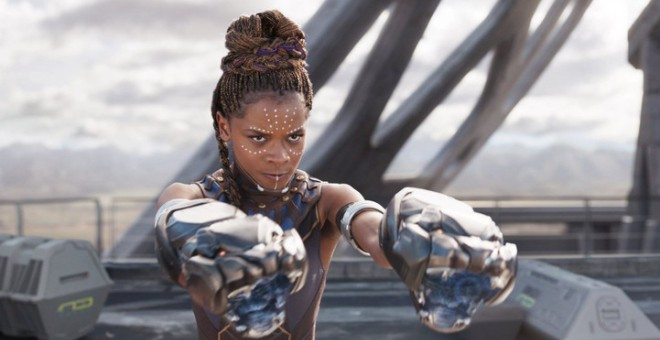 Shuri en Black Panther/ Marvel