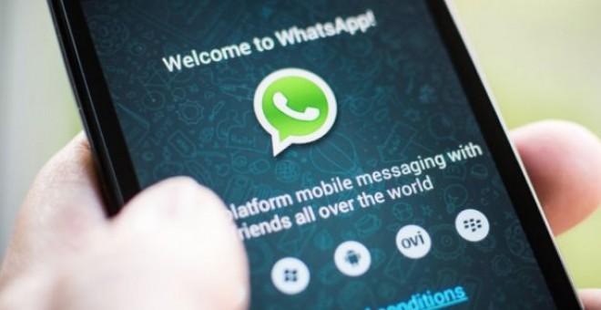 Imagen de archivo de la aplicación de Whatsapp/EFE