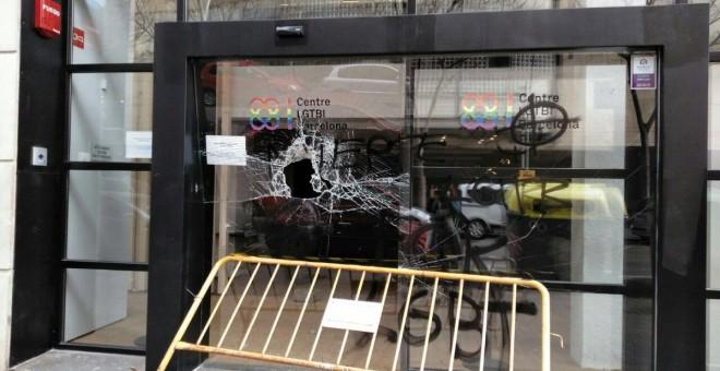 Resultado de imagen para centro lgbt barcelona