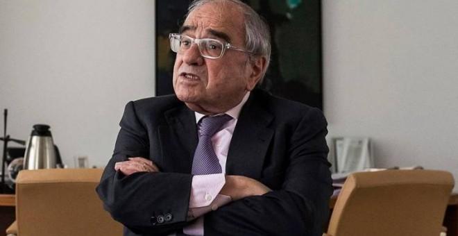 Rodolfo Martín Villa, en una imagen de 2017. EFE/Santi Donaire