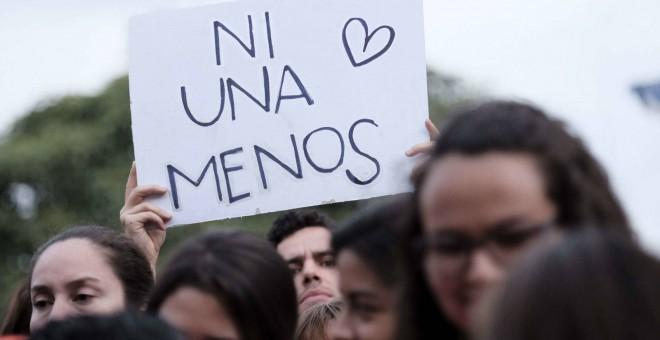 Aumenta la preocupación por la violencia machista, según el CIS de enero | EFE/Archivo