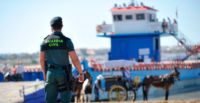 Imagen: Guardia Civil (Flickr)