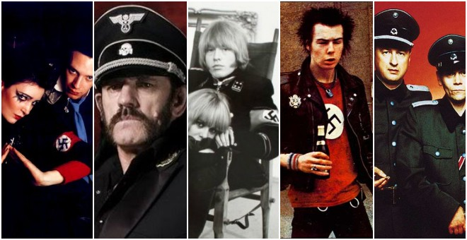 Siouxsie and The Banshees, Lemmy Kilmister (Motörhead), Brian Jones (Rolling Stones), Sid Vicious (Sex Pistols) y Laibach.