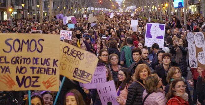 mujeres en barcelona gratis villaverde