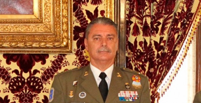 El general Antonio Budiño Carballo./Europa Press