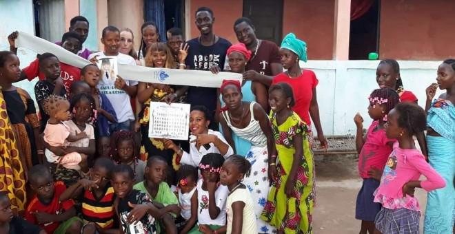 La niña que huyó de una boda en Guinea Bissau y ahora es enfermera contra la ablación genital