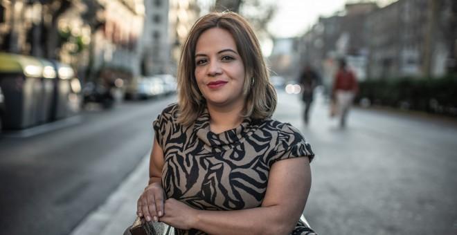 Martha Ceballos, defensora de la paz en Colombia. OXFAM INTERMON