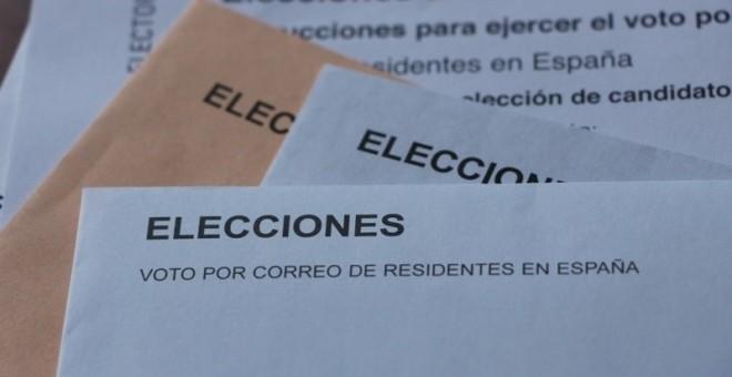 El 28A registra la segunda participación por correo más alta de la democracia española