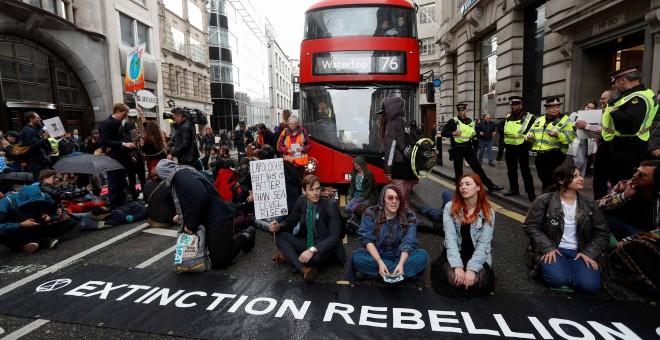 Resultado de imagen de Extinction Rebellion