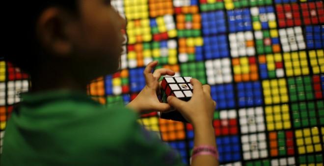 La Justicia europea confirma que la forma del 'Cubo de Rubik' no es una marca