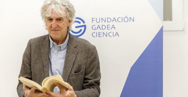 El científico es presidente de la Fundación Gadea Ciencia. / Álvaro Muñoz Guzmán (SINC)