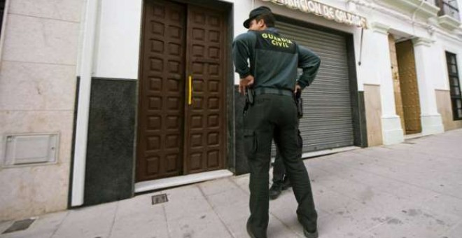Guardia Civil. EFE