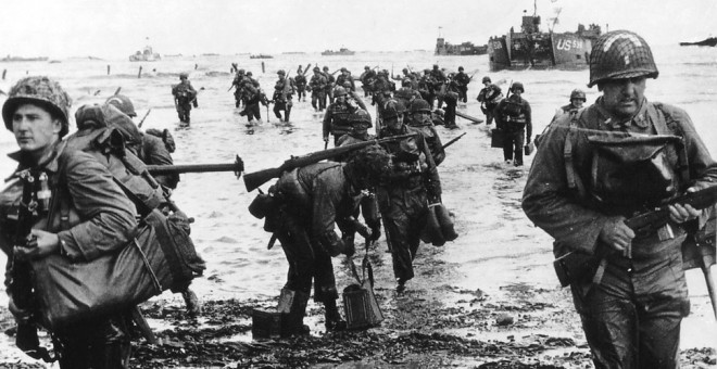 Manuel Otero fue el primero de los cientos de republicanos españoles que murieron en el Desembarco de Normandía como soldados de los ejércitos de EEUU, Francia o Reino Unido.