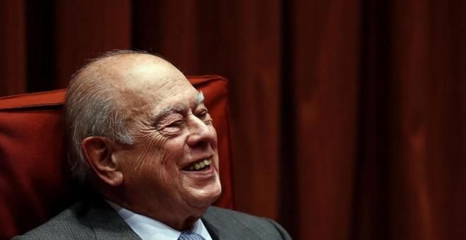 El expresidente de la Generalitat, Jordi Pujol, en una imagen de archivo. / EFE