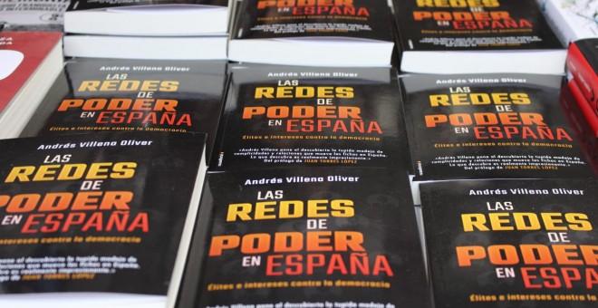 Portada de Las redes de poder en España: Élites e intereses contra la democracia