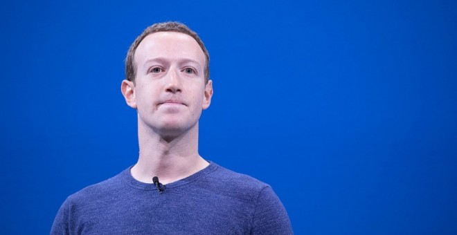 Mark Zuckerberg. /ANTHONY QUINTANO