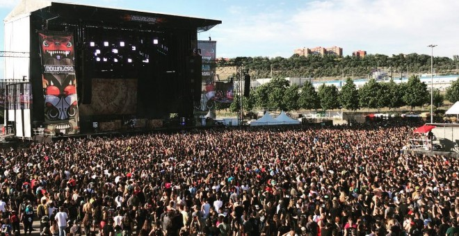 Download Festival Madrid. Foto de la organización de Download Festival Madrid.