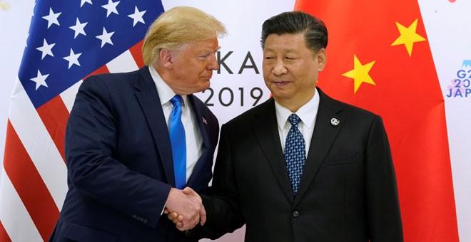 Resultado de imagen para EEUU CHINA