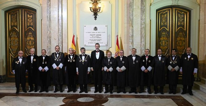 El CGPJ quiere aupar al Supremo a un juez con menos méritos que la primera magistrada académica de España