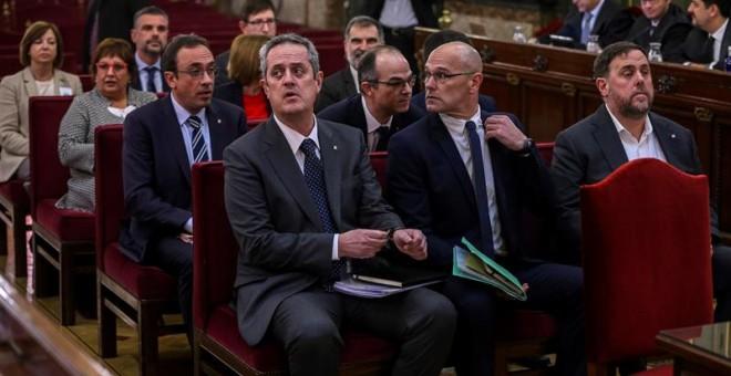 La defensa de Junqueras espera que un fallo favorable del TJUE ayude a anular su condena por el 'procés'