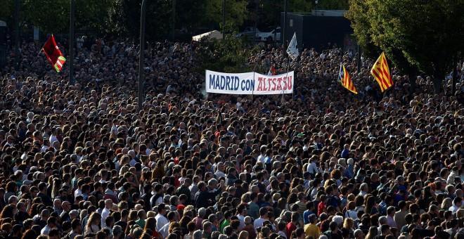Resultado de imagen de manifestacion Altsasua 26 de octubre 2019