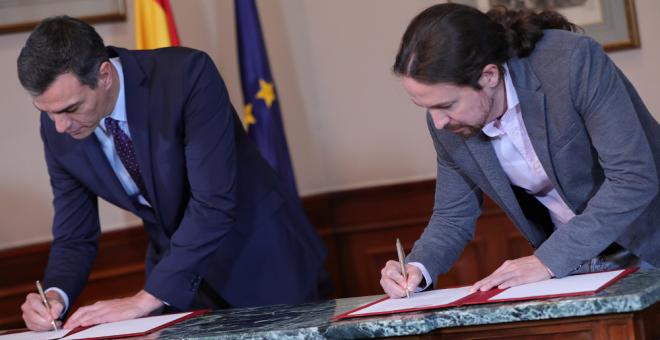 El pacto de coalición sitúa a Iglesias como vicepresidente y a Irene Montero y Yolanda Díaz de ministras y otras 4 noticias que debes leer para estar informado hoy, miércoles 13 de noviembre de 2019