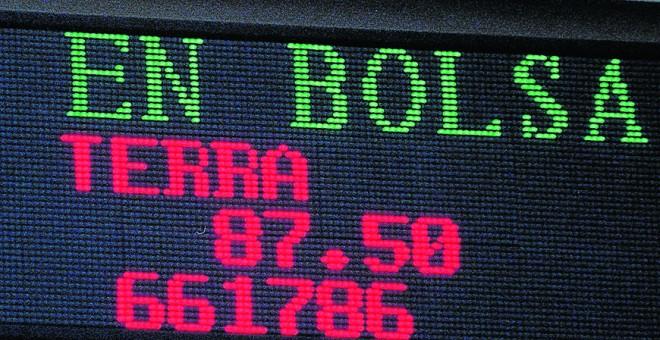 Burbuja en la Bolsa: Terra: veinte años del gran fiasco 'puntocom' español
