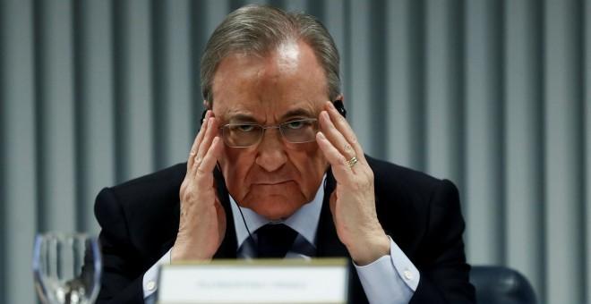 El ex consejero de Florentino Pérez estuvo en tratos con Villarejo al menos hasta 2015