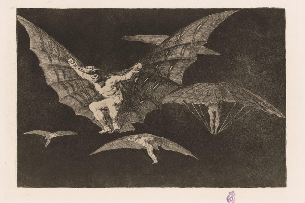 Goya 'Los Disparates'