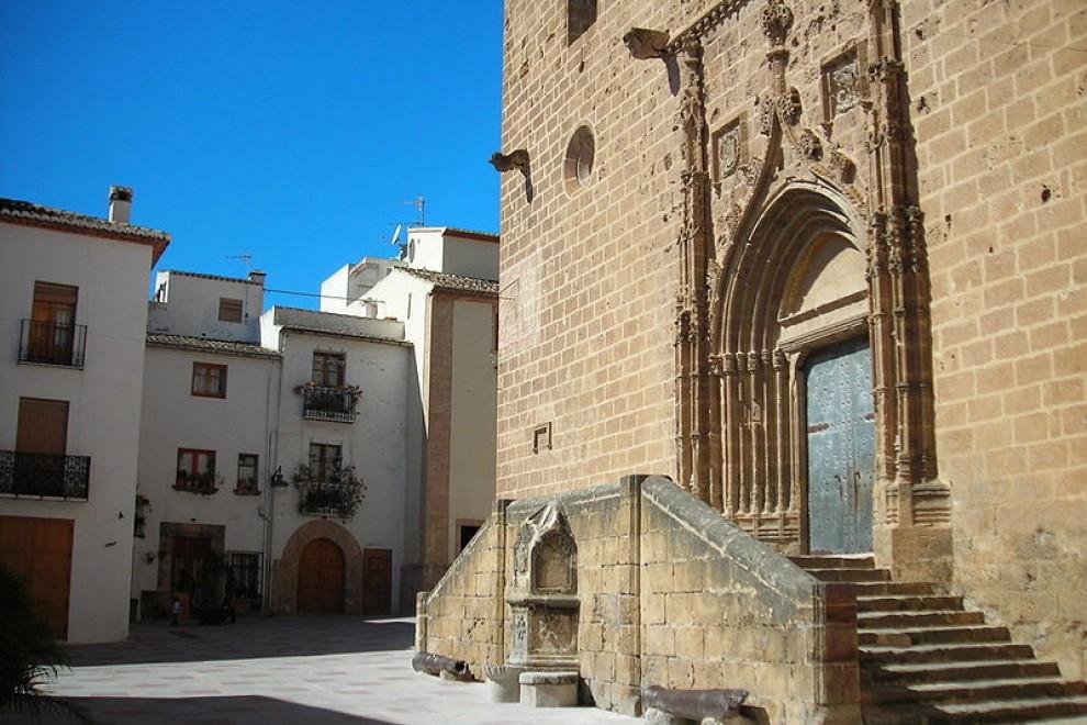 Iglesia de Sant Bertomeu de Xàbia | Wikipedia